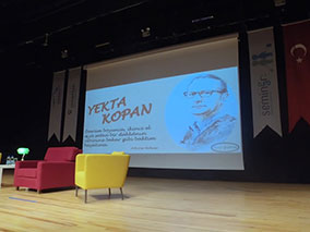 Interview with Yekta Kopan